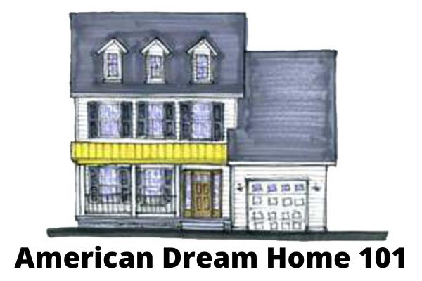 Foxcraft Homes - American Dream Plan 101