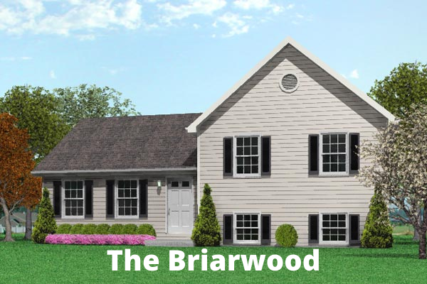 Foxcraft Homes - Briarwood Plan