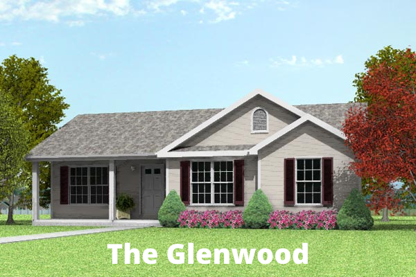Foxcraft Homes - Glenwood Plan
