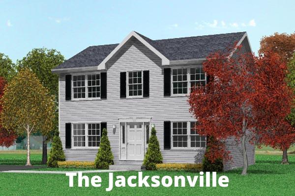 Foxcraft Homes - Jacksonville Plan