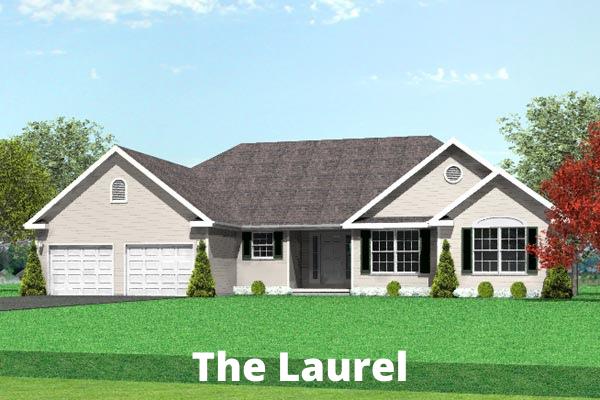 Foxcraft Homes - Laurel Plan