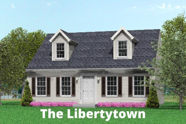 Foxcraft Homes - Libertytown Plan