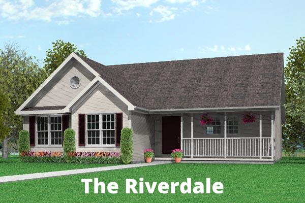 Foxcraft Homes - Riverdale Plan